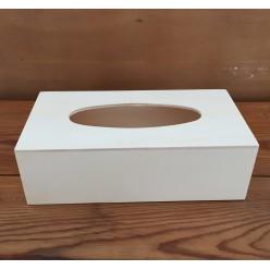Caja clinex de pañuelos de papel