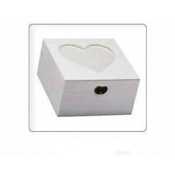 Caja con corazón