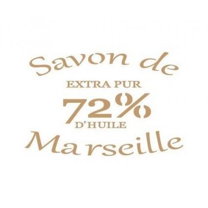 Stencil Deco vintage 139 savon marselle