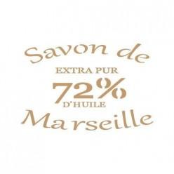 Stencil Deco vintage 068 savon marselle