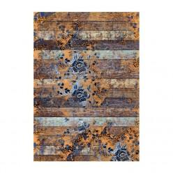 Papel de arroz A3 Cadence 552 Tablas impresas naranja
