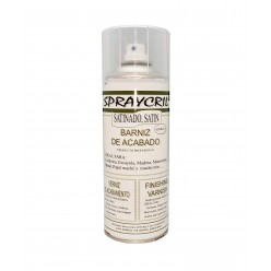 BARNIZ SPRAYCRIL SATINADO 400 ML
