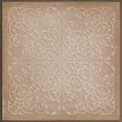 Stencil Home Decor Baldosa 002 40 x 40