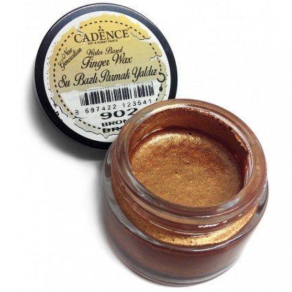 Finger wax cadence bronce