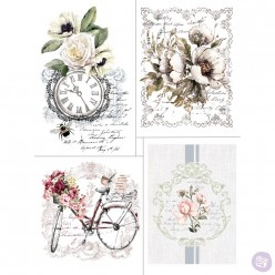 Bike Rides 56x76