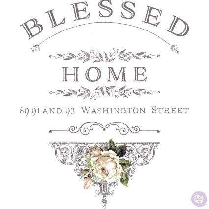 Blessed Home 62.48x76.2