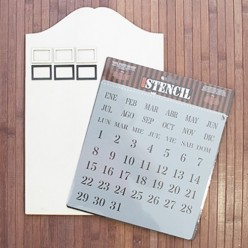 KIT DIY CALENDARIO PERPETUO