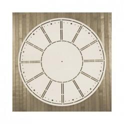Soporte Madera trasera Reloj Engranajes (s) 20X20