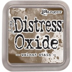 TAMPON TINTA DISTRESS OXIDE WALNUT STAIN