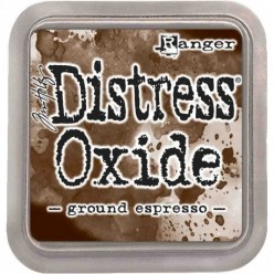 TAMPON TINTA DISTRESS OXIDE GROUND ESPRESSO