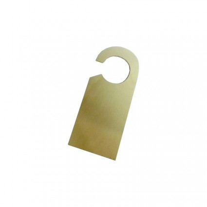 Colgador de Madera para puertas 23x9,5cm.