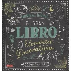 El Gran Libro Elementos Decorativos Ed. Drac