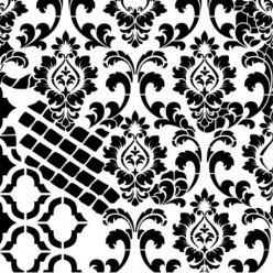 Stencil  MIDI 25X25