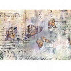 Redesing décor transfers- Monach Grace 56x76cm