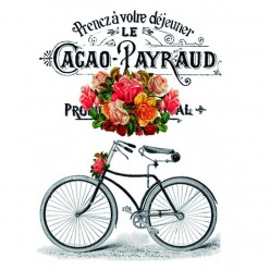 TRANSFER HOME DECOR CACAO PAYRAUD A4