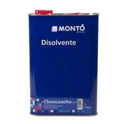 Disolvente Clorocaucho 1L.